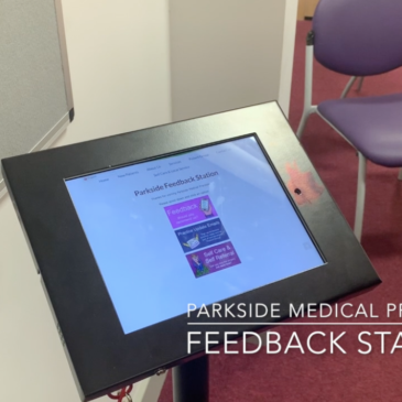 Introducing the Feedback Station